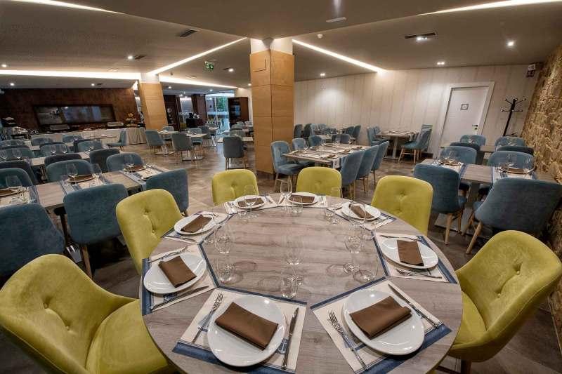 Apartamentos VIDA Mar de Laxe - Restaurante 103