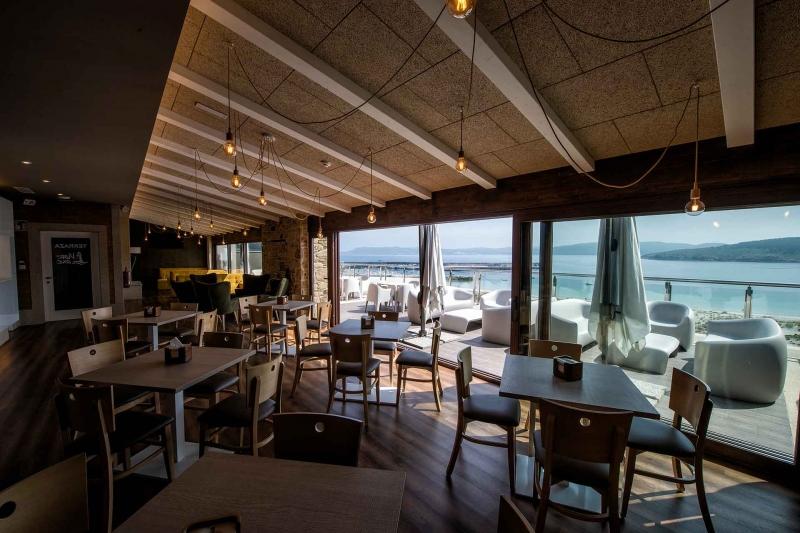 Apartamentos VIDA Mar de Laxe - Terraza - Chillout 002
