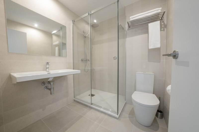 Baño-1-Hotel-VIDA-Finisterre-Centro