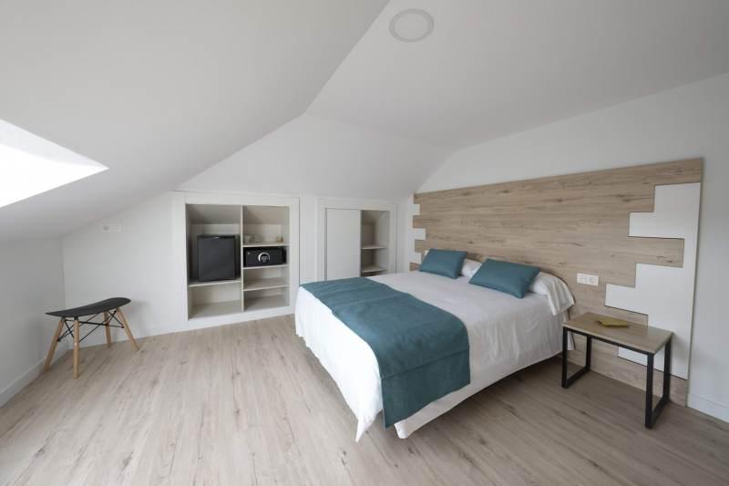 Habitación-Doble-Atico-1-Hotel-VIDA-Finisterre-Centro