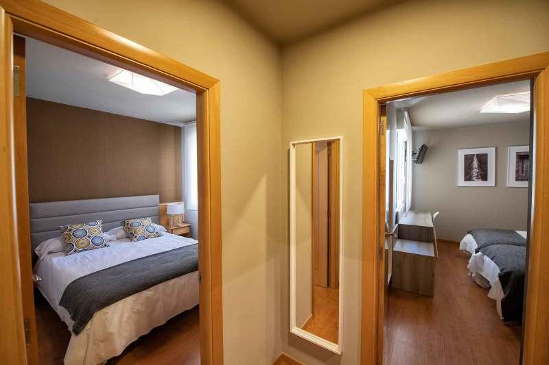 Hotel Vida Mar de Laxe - Habitaciones 017