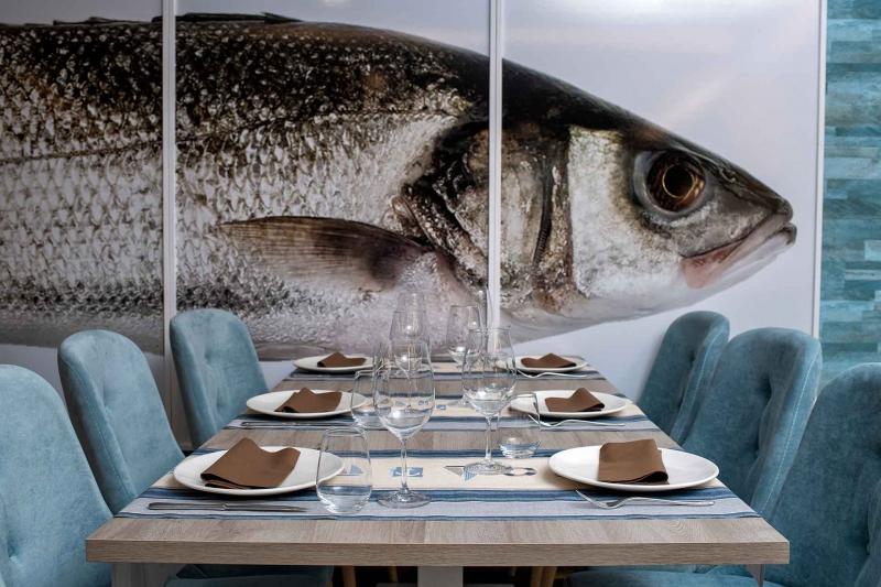 Hotel VIDA Mar de Laxe - Restaurante 101
