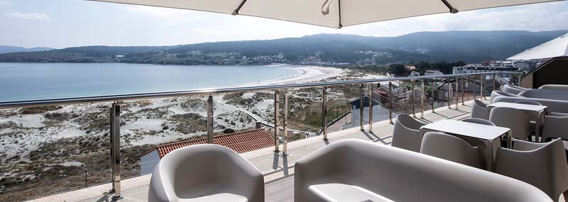 Hotel VIDA Mar de Laxe