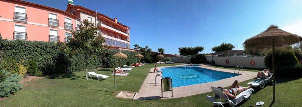 Hotel Vida Playa Paxarinas - Piscina