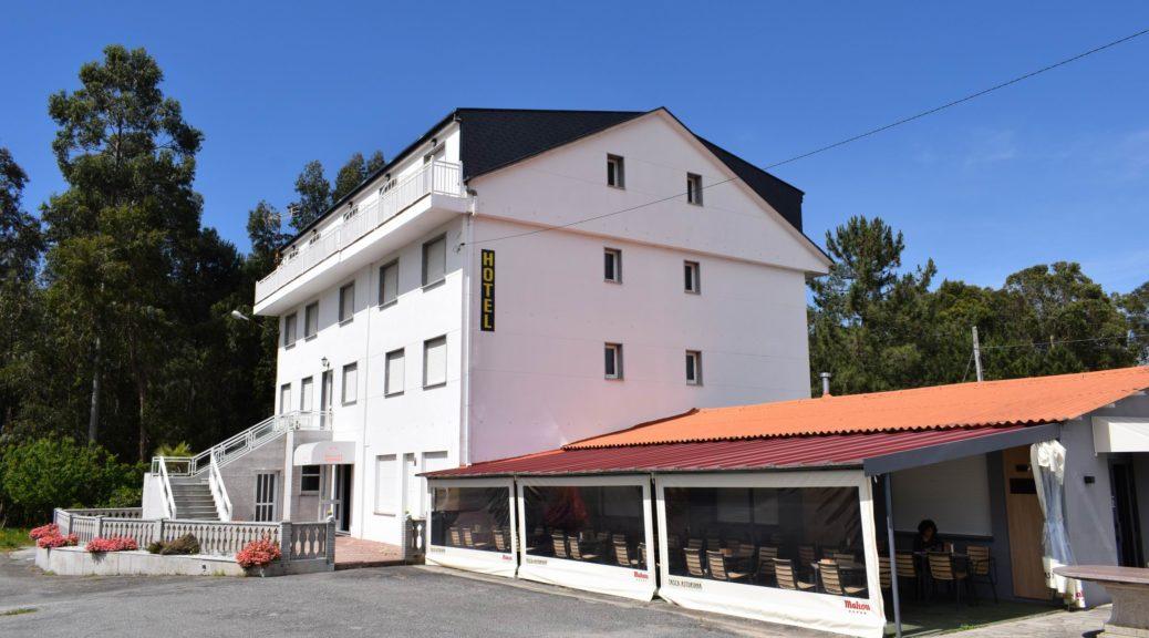 Hotel VIDA Xunca Blanca  -  01 Fachada 1